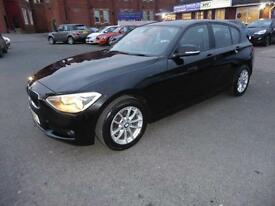2013 BMW 1 Series 2.0 118d SE Sports Hatch 5dr (start/stop)