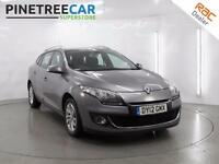 2012 RENAULT MEGANE 1.5 dCi ECO Dynamique 5dr start stop, Tom Tom
