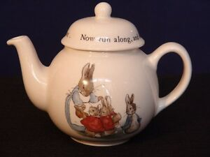 Wedgwood Peter Rabbit Teapot