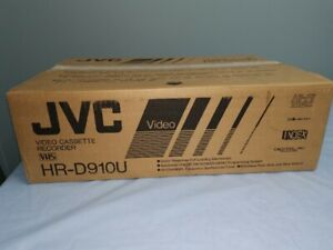 Video cassette recorder JVC HR-D9100