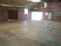 4500sqft Commercial Unit, storage, garage, workshop Tyseley **available**