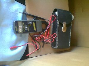 RCC 600 AMP PROBE AND A MICONTA DCV.ACV AND DIODE CHECKER Kitchener / Waterloo Kitchener Area image 2