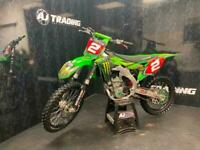 Kawasaki KXF 250 2018 ( MX / ENDURO / MOTOCROSS / DIRT BIKE ) @AJ TRADING