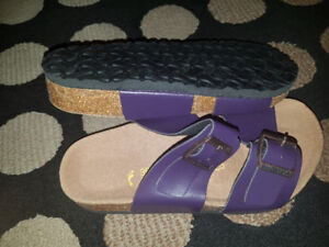 Brand New Birkenstock sandals size 38(8) and 36(6)