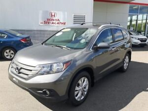 Honda CR-V AWD Touring 2014