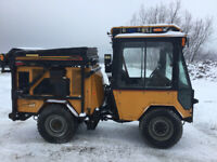 2012 Trackless MT6 Sidewalk Plow Barrie Ontario Preview