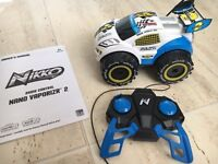 Monster truck remote nikko new boxed radio jeep buggy child toy Christmas present car