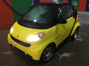 2008 Smart With 100kms Very Cheap On Gas!!!