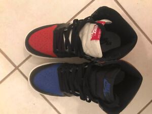 """USED SHOES FOR SALE-AIR JORDAN 1 RETRO HIGH OG """"TOP 3""""two-tone"""