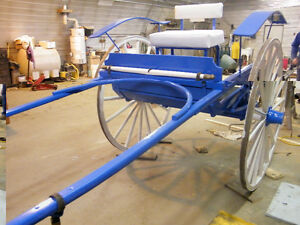 Heavy Horse Show Wagon, Cart and accessories. Moose Jaw Regina Area image 4