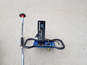 Clam Drill Ice Fishing Auger Conversion Kit