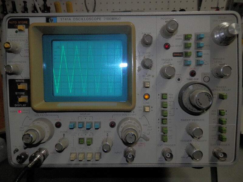 choosing used analog oscilloscope - Page 1