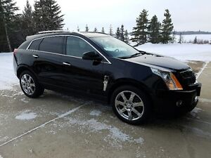 2010 Cadillac SRX Performance Collection SUV, Crossover
