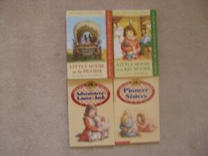 Little House On The Prairie Chapter Books