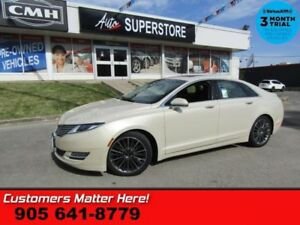2014 Lincoln MKZ Base  V6 AWD TECH-PKG ADAP-CC SELF-PARK CS NAV