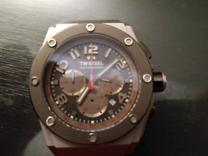 TWSteel CE4001 David Coulthard Edition