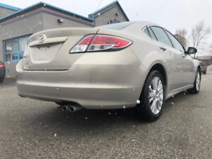2009 MAZDA MAZDA6(145 KM)NO RUST ! 4 CYLINDER ! CLEAN CAR !ALLOY