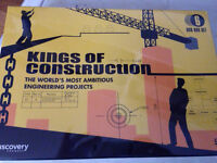 Kings of construction DVD set new and sealed