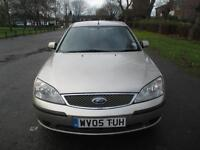 2005 05 FORD MONDEO 2.0 LX AUTO LPG GAS CONVERSION LONG MOT BIG MPG REAL BARGAIN WOW AC CD PX SWAPS