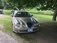 2001 Jaguar S-TYPE Sport package Sedan