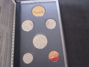 1994 Canada Specimen Coin Set--NEW