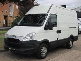 2013 13-REG Iveco Daily 2.3TD 35S11 MWB HIGH ROOF. NEW SHAPE. RARE 3.5T VAN.