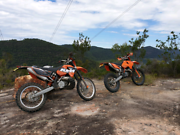 KTM250EXC well looked after Wilton Wollondilly Area Preview