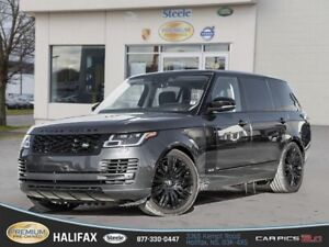 2019 LAND ROVER RANGE ROVER V8 Supercharged Long wheel base