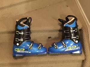 GPxTeam Nordica boots. Amzing boots