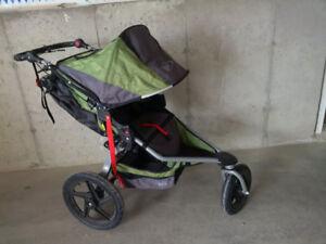2015 BOB Revolution Single Jogging Stroller