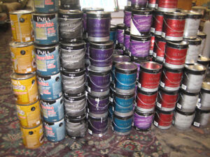H U G E  -  PAINT SALE - Both Gallon or 5 Gallon Pails