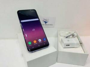 Galaxy S8 Plus 64GB Black Grey Warranty Tax Invoice Surfers Paradise Gold Coast City Preview
