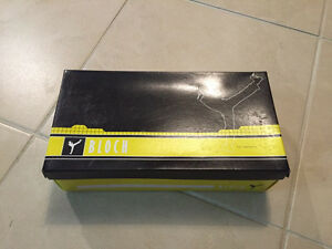 Black Bloch Showstopper Tap shoes new in box