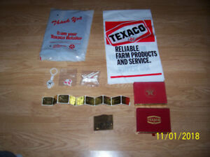 Vintage Texaco Items