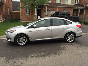 2015 Ford Focus SE Sport package Sedan - Lease take over