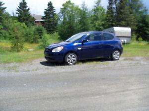2008 Hyundai Accent Coupé (2 portes)