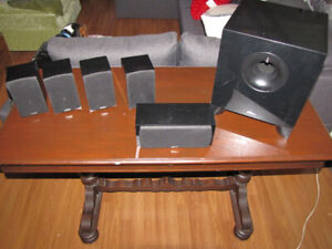 Energy 5.1 Take Classic Home Theater Speakers