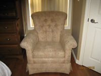 Living Room Accent Chair.
