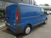 2012 Renault TRAFIC SL29 DCI SWB VAN *F/S/H* Manual Medium Van