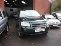 2010 Land Rover Freelander 2 2.2Td4 ( 158bhp ) 4X4 Auto 2010MY HSE 109,999 Miles