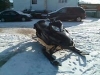 F7 sno pro for sale or trade for atv whit plow