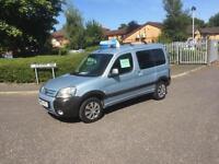 2003 Peugeot Partner Combi 1.6 Escapade 5dr