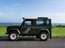 Land Rover Defender 200tdi