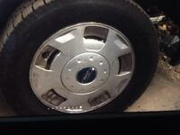 WANTED Ford Transit mk7 wheel trims