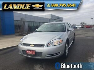 2013 Chevrolet Impala LT   ONE OWNER-LOW MILEAGE-POWER SUNROOF-G