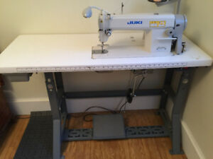 JUKI sewing machine DDL-5550N