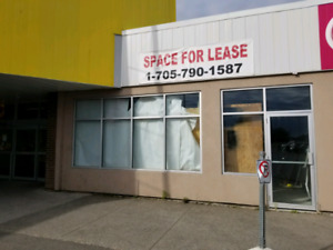 1300 and 2600 sqft available