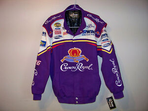 NEW CROWN ROYAL NASCAR JACKET $100