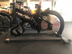 RealRyder AFB8 Indoor Cycling (Spin) bikes