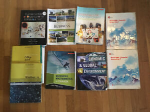 NSCC 1st Year Business Books